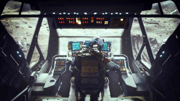 Starfield - zrzut ekranu