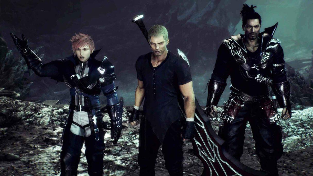 Stranger of Paradise Final Fantasy Origin - zrzut ekranu
