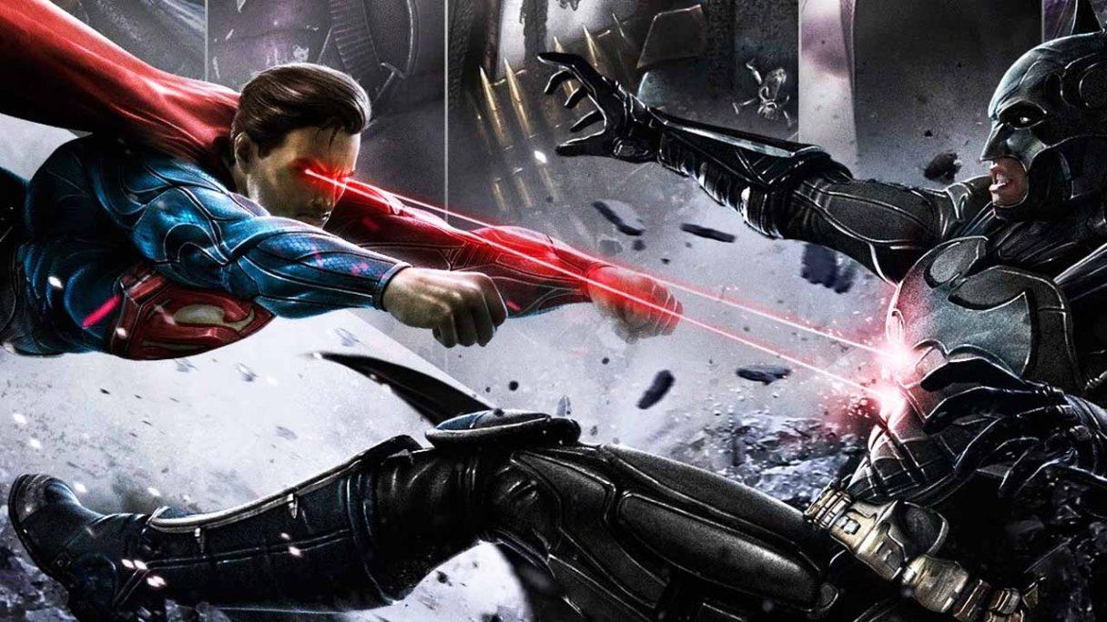 Gra Superman i Batman