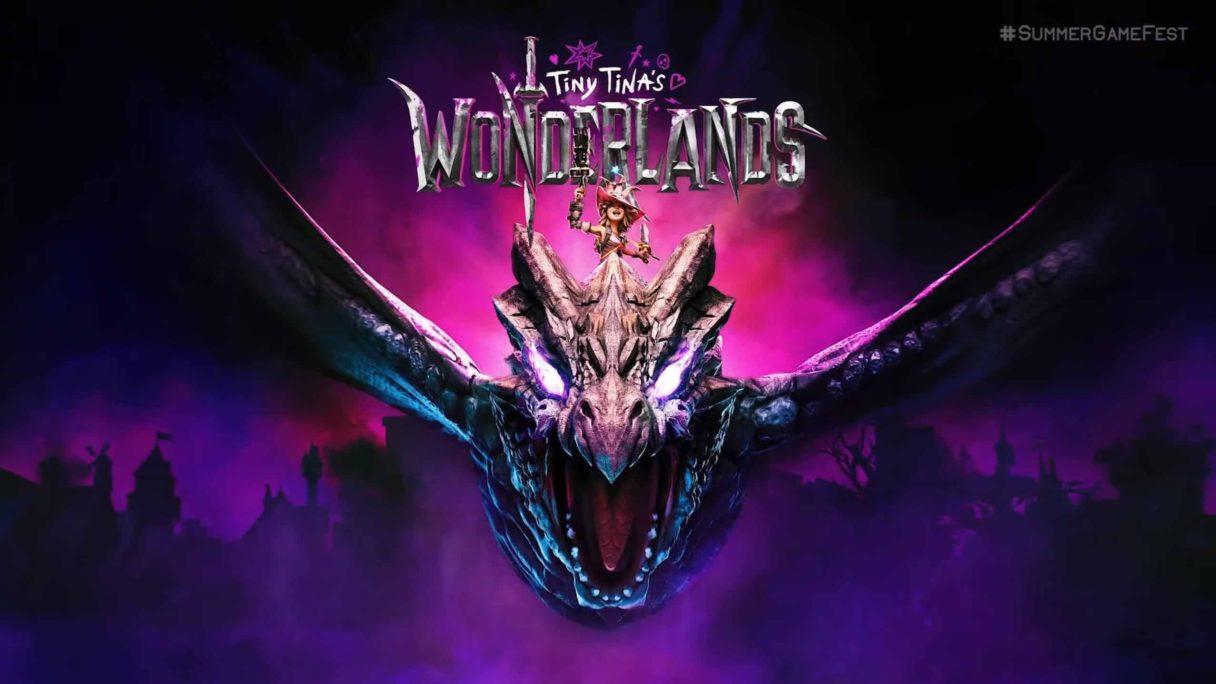Tiny Tina's Wonderlands - logo