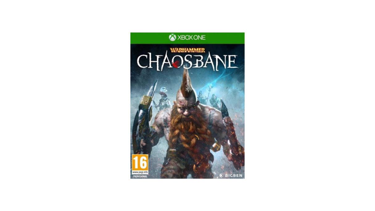 warhammer chaosbane xbox
