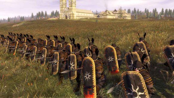Wiedźmin w Medieval 2: Total War dzięki modowi
