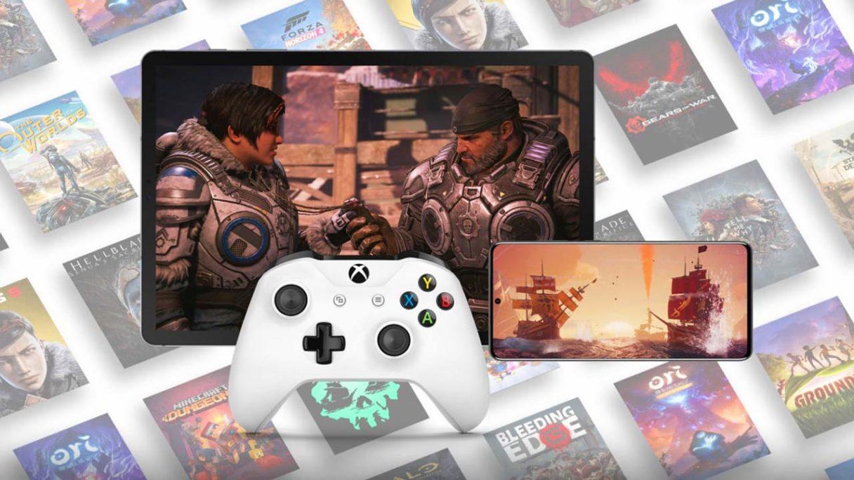 Xbox Cloud Gaming - grafika