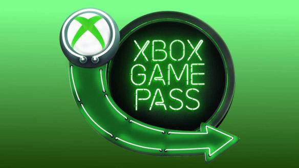 Xbox Game Pass logo PG