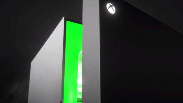 Xbox Series X - mini lodówka