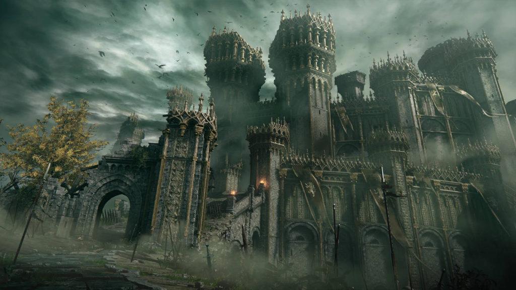 zamek z Elden Ring