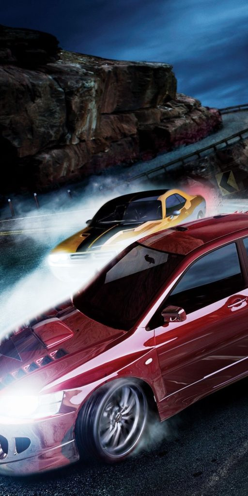 Need for Speed gry