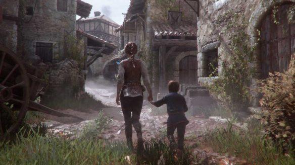 A Plague Tale: Innocence - zrzut ekranu