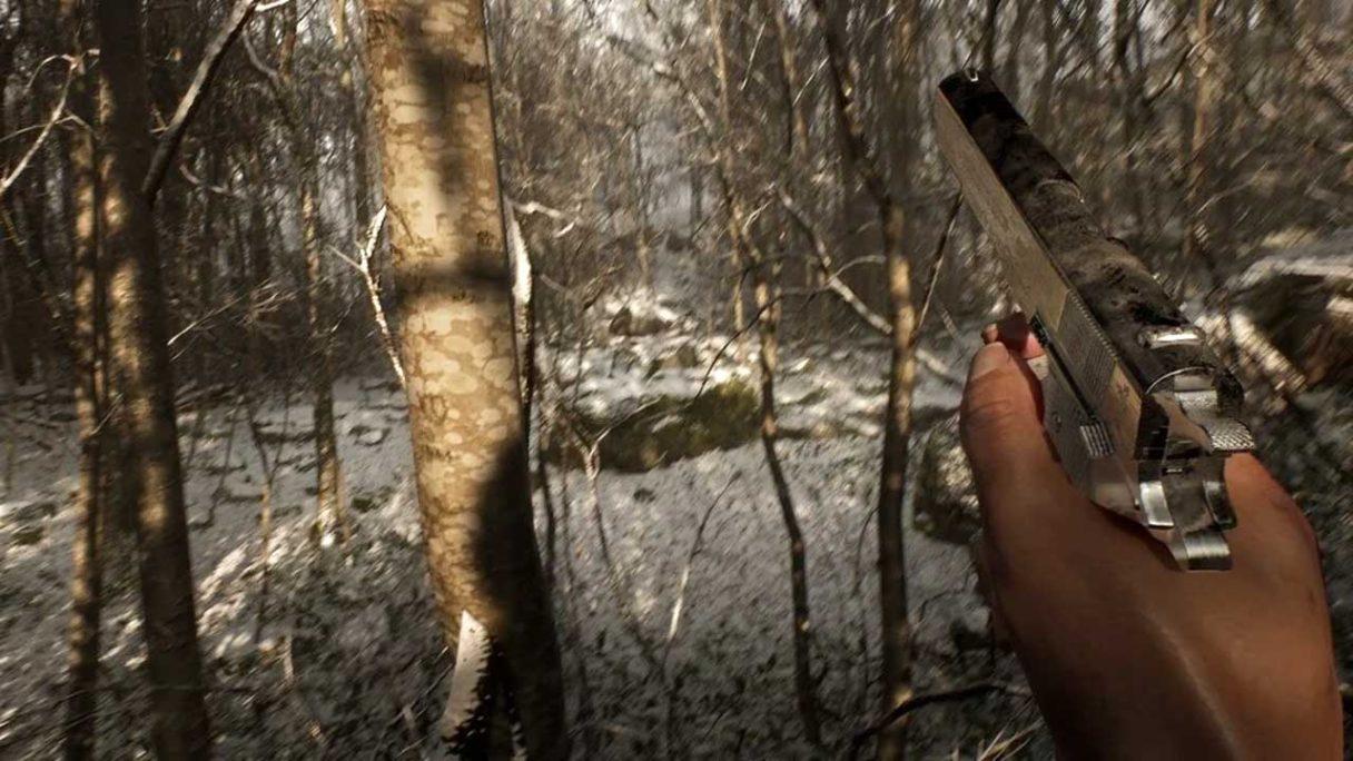 Abandoned - zrzut ekranu ze zwiastuna