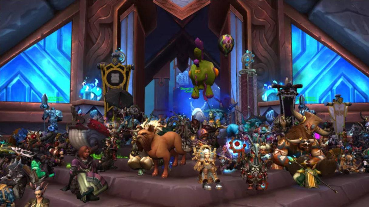 Activision Blizzard - gracze protestują w World of Warcraft
