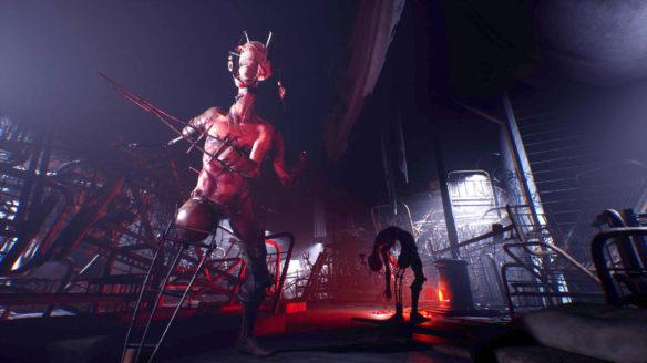 Ad Infinitum - potwory po brutalnych eksperymentach