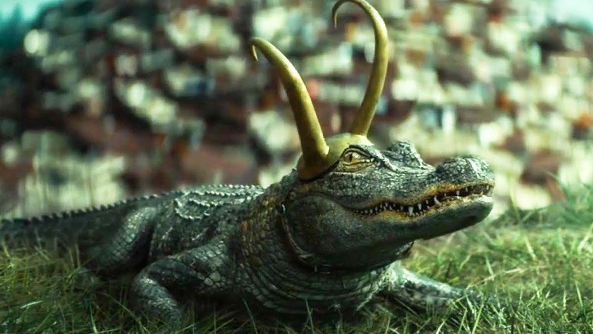 Serial Loki - aligator
