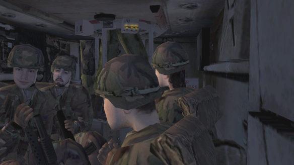 ARMA Cold War Assault żołnierze
