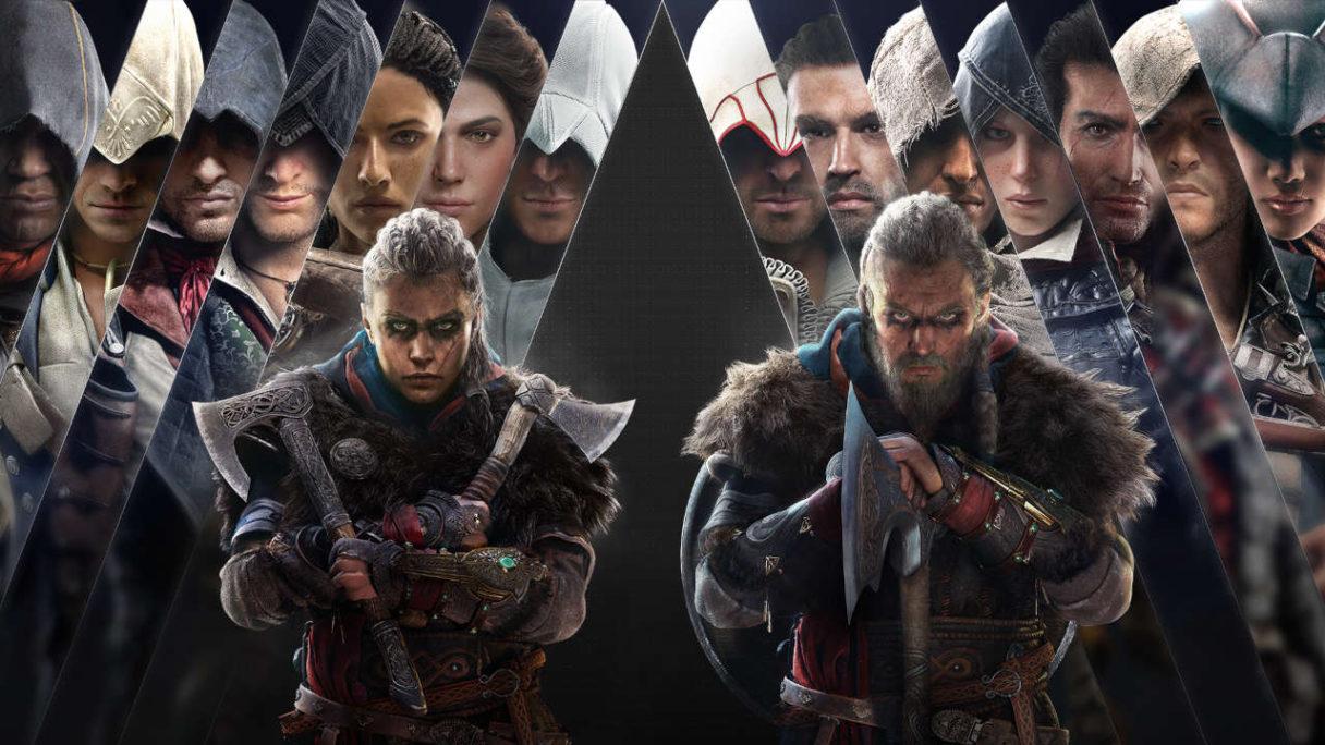 Assassin's Creed Infinity - bohaterowie z najróżniejszych części Assassin's Creed
