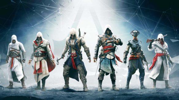 Assassin's Creed Infinity zapowiedź - Jason Schreier