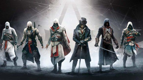 Assassin's Creed Infinity - asasyni z wielu odsłon serii