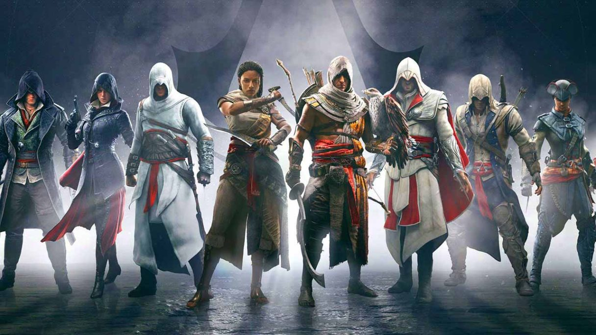 Assassin's Creed Infinity - asasyni