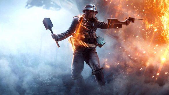 Battlefield 1 - żołnierz