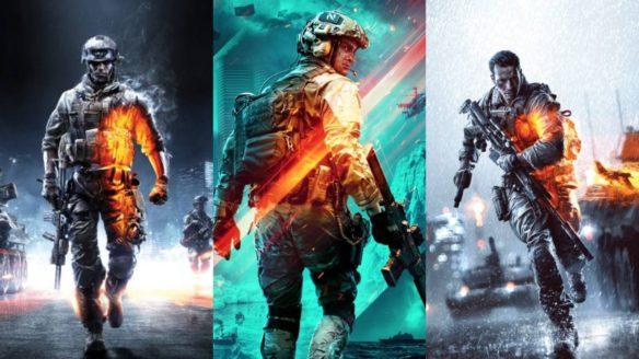Battlefield 2042 - żołnierze z nowej i poprzedniej części serii