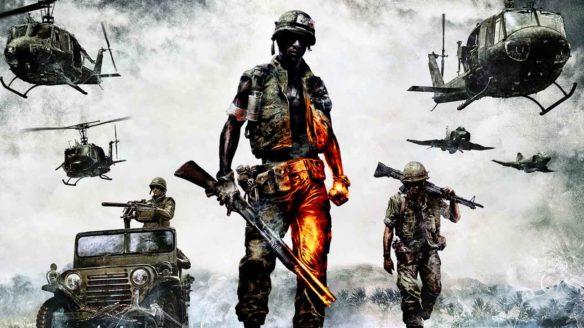 Battlefield 2042 i Bad Company 2