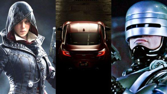 DoGRYwka - Assassin w kapturze, Toyota z Gran Turismo Sport i zbliżenie na twarz RoboCopa