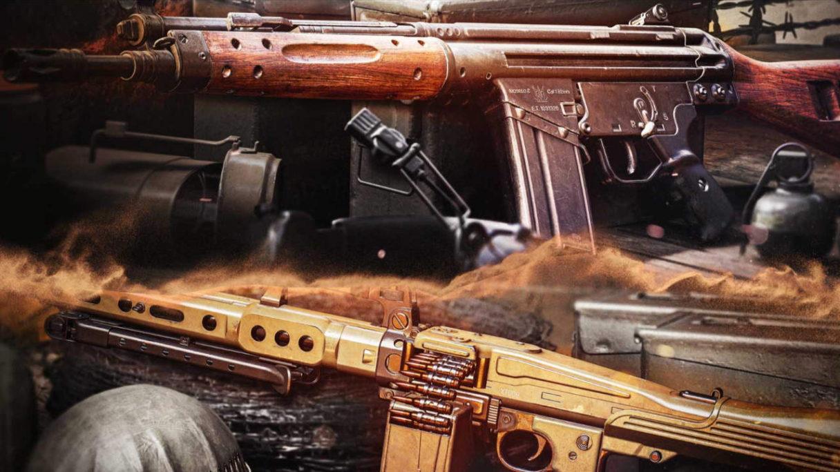 Call of Duty Warzone - skórki do karabinów