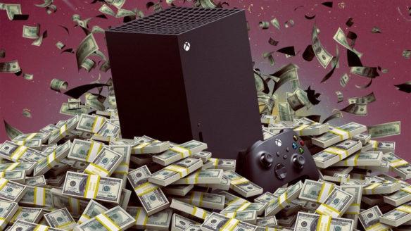 Xbox Series X najtaniej