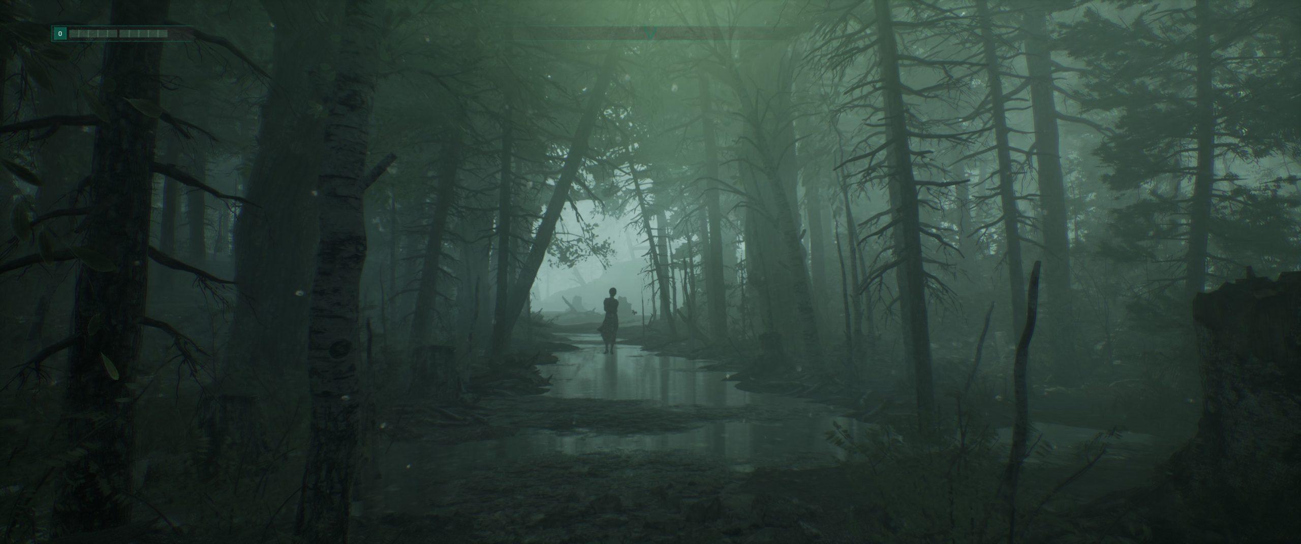 Chernobylite - zrzut ekranu