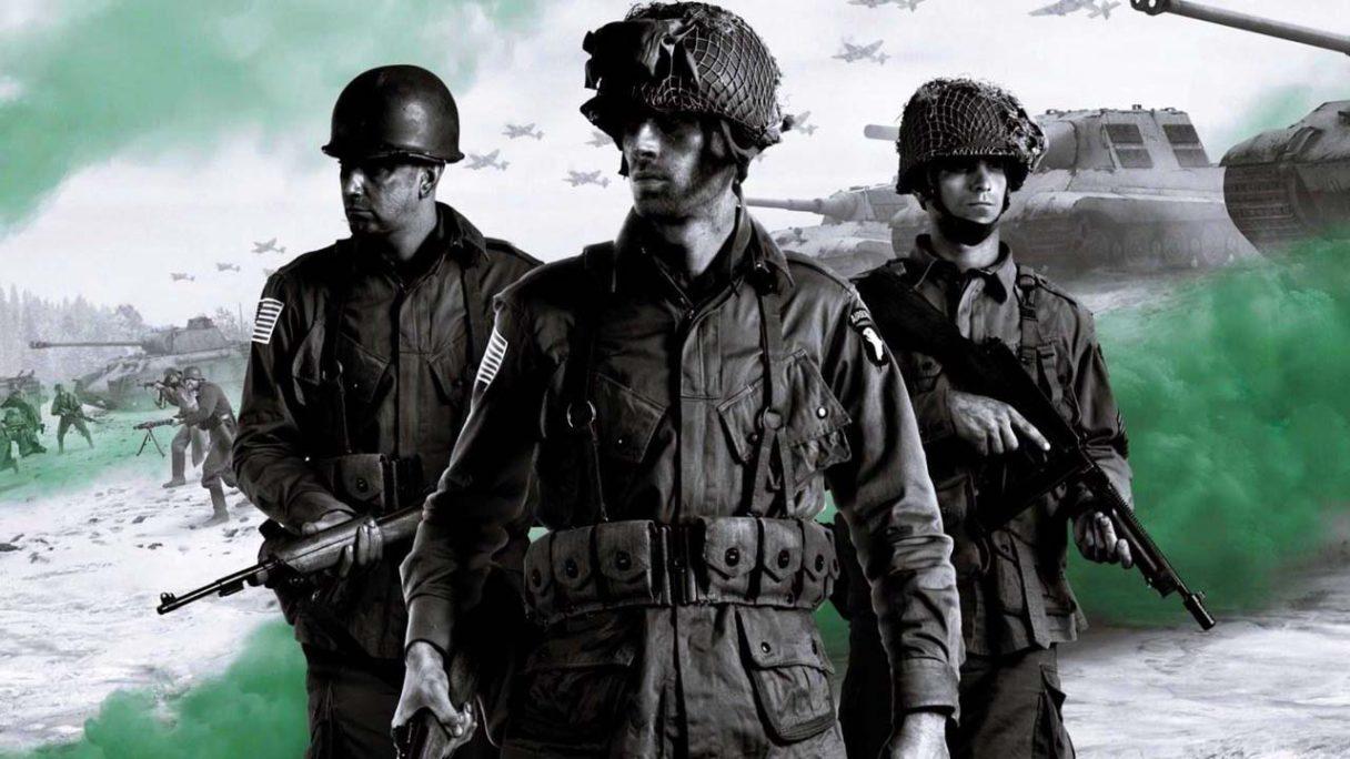 Company of Heroes 3 możliwa zapowiedź