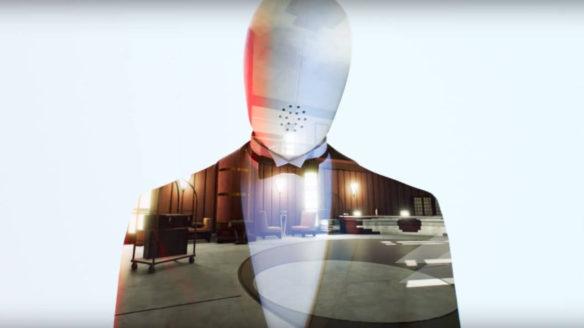 Darmowe gry tego tygodnia - robot z gry The Spectrum Retreat