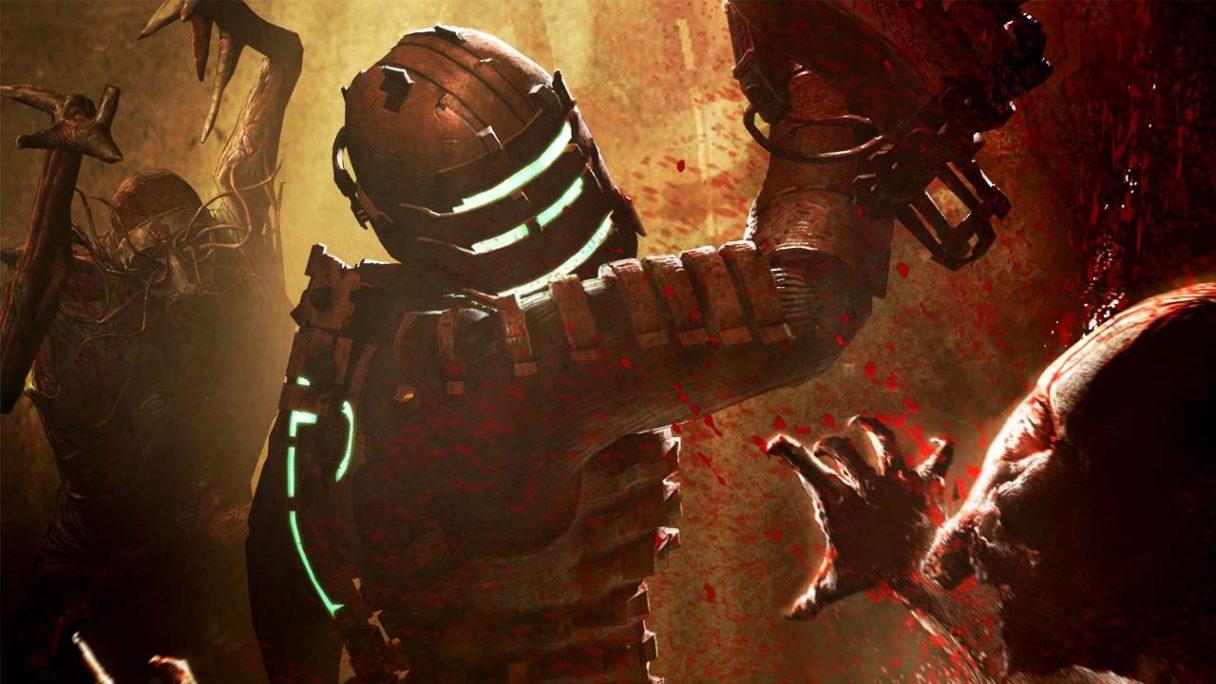 Remake Dead Space - grafika