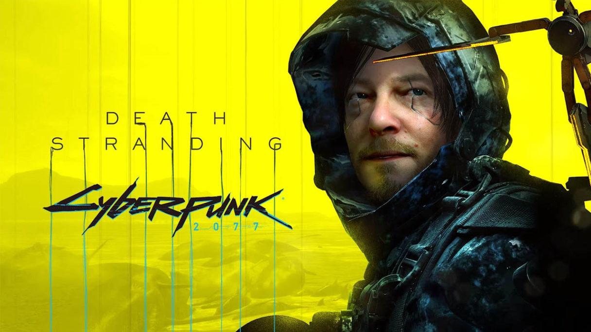 Death Stranding Director's Cut - współpraca z Cyberpunk 2077