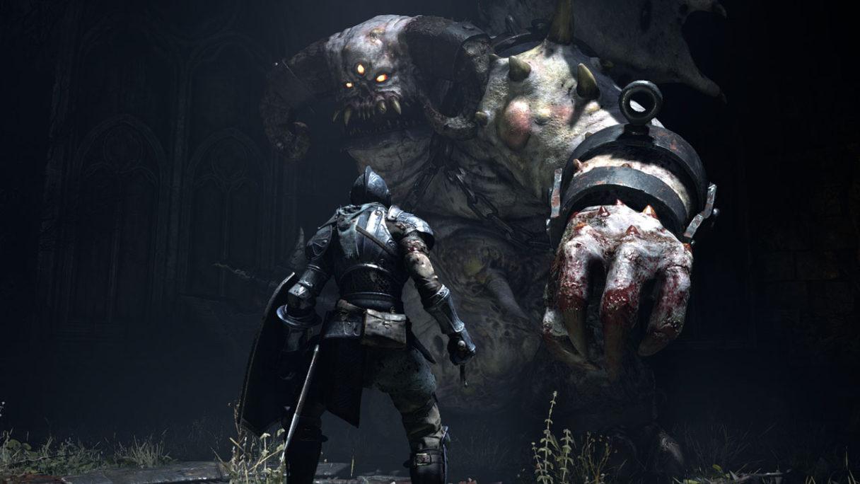 PlayStation Bluepoint Games - Remake Demon's Souls