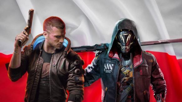 Digital Dragons - Vi z Cyberpunk 2077 i główny bohater gry Ghostrunner