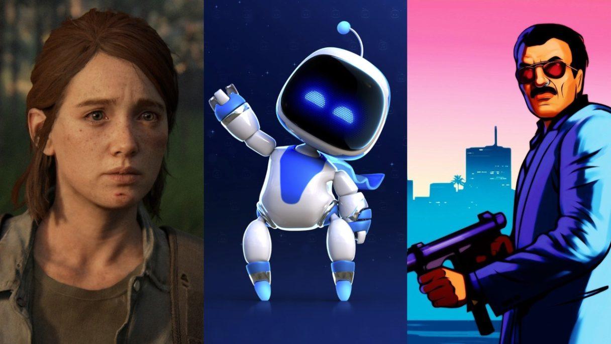 DoGRywka - smutna Ellie z TLoU2, Astro Bot, gagnus z Vice City, czyli miasta, które może ponownie trafić do GTA VI