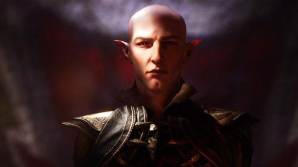 Dragon Age 4 - postać