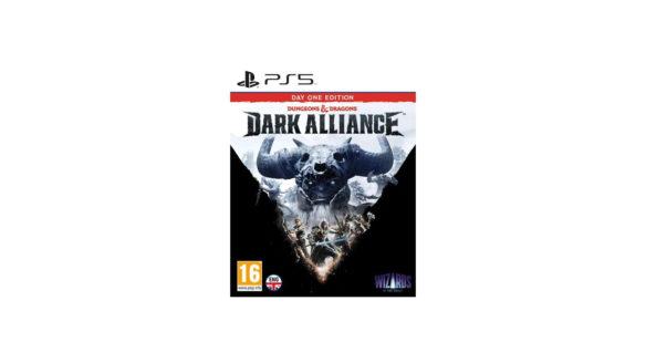 dungeons & dragons dark alliance ps5