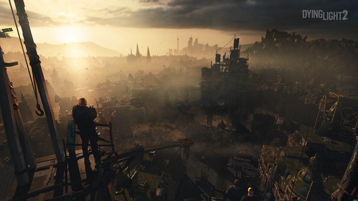 Dying Light 2 panorama miasta