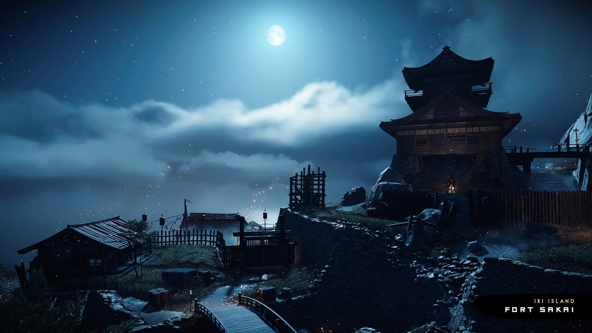 Ghost ot Tsushima Director's Cut - zrzut ekranu 3