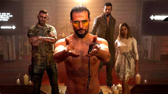 Far Cry 5 - Joseph Seed bez koszulki