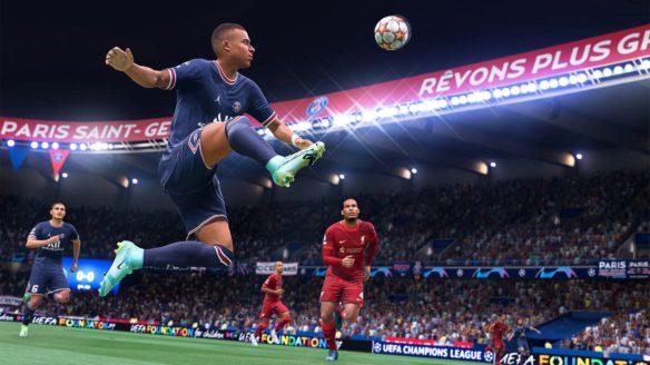 FIFA 22 Mbappe