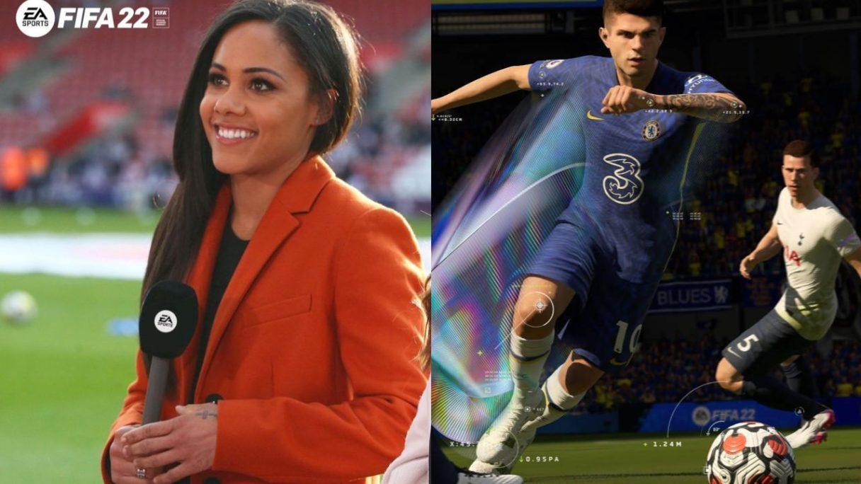 FIFA 22 - Alex Scott