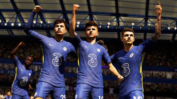 FIFA 22 - zrzut ekranu