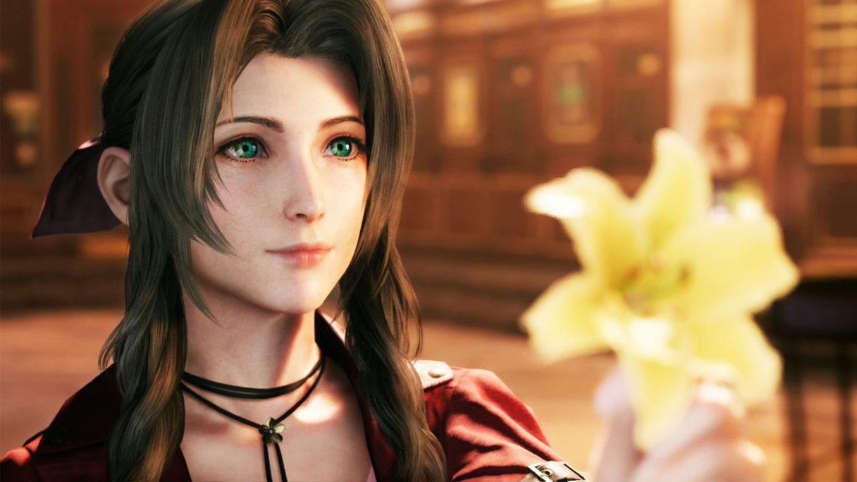 Final Fantasy VII Remake 2 - gra wykorzysta mechanikę z Intergrade