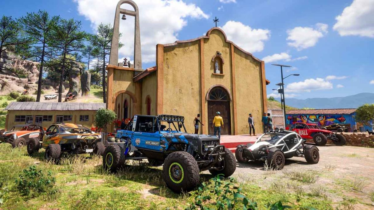 Forza Horizon 5 - zrzut ekranu z gry