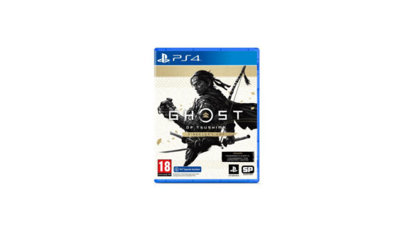 ghost of tsushima director's cut ps4