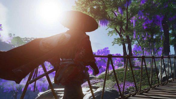 Ghost of Tsushima Director's Cut - zrzut ekranu