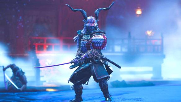 Ghost of Tsushima - skórka God of War