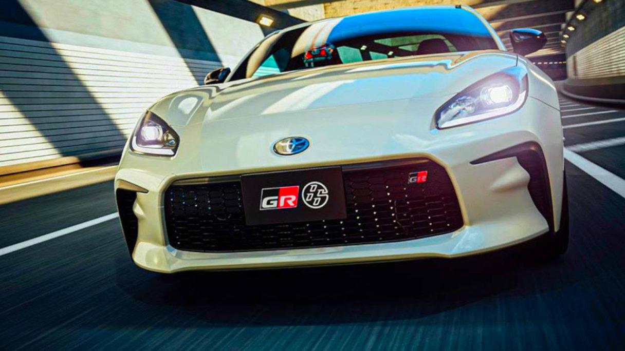 Gran Turismo Sport - nowy samochód dodany do gry - Toyota GR 86 21 N200