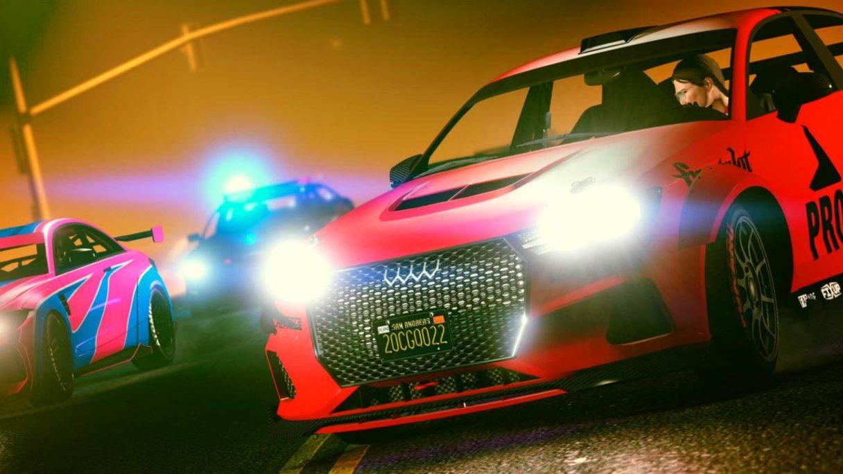 GTA V Online - samochody (bardzo szybkie)